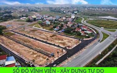 100 m2 land for sale in District Pho Yen