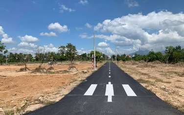 94 m2 residential land for sale in District Dien Khanh