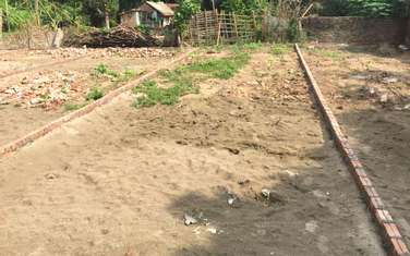 62 m2 residential land for sale in District Van Lam