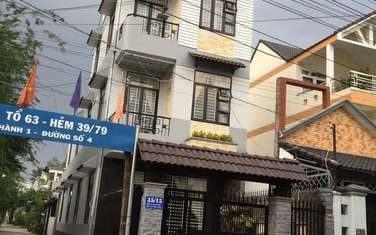 4 bedroom house for rent in Tp. Thu Dau Mot