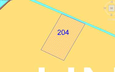 1298 m2 farm land for sale in District Cu Chi