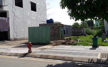 100 m2 residential land for sale in District 2