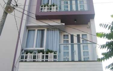4 bedroom townhouse for rent in District Thu Duc