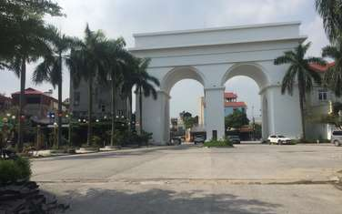 400 m2 residential land for sale in District Thuan Thanh