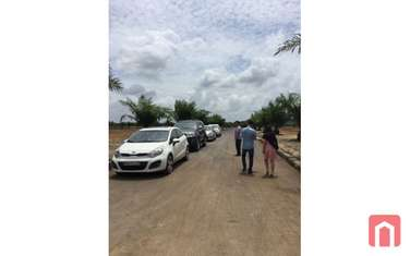 100 m2 residential land for sale in District Cam My