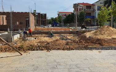 140 m2 residential land for sale in Thanh pho Dong Hoi