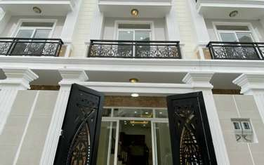 4 bedroom townhouse for sale in District Thu Duc