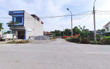 137 m2 residential land for sale in Phu Ly