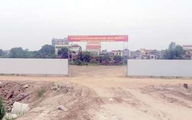 80 m2 land for sale in District Yen Phong