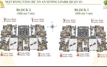3 bedroom apartment for sale in District Tan Binh