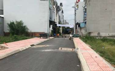 50 m2 residential land for sale in District Binh Tan