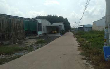 943 m2 residential land for sale in District Bau Bang