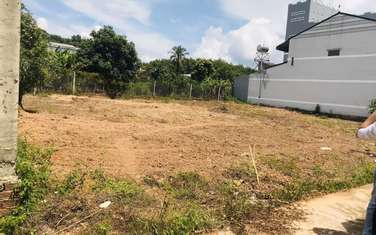 490 m2 residential land for rent in Vung Tau
