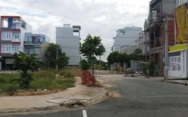 120 m2 residential land for sale in District Binh Tan