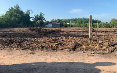 120 m2 residential land for sale in District Go Dau
