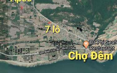 123 m2 residential land for sale in District Xuyen Moc