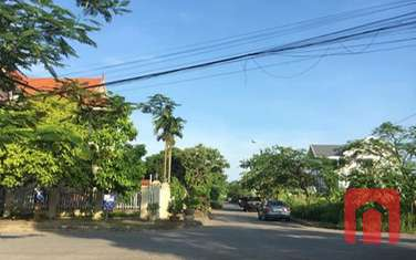 100 m2 residential land for sale in District Duong Kinh
