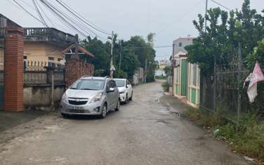 800 m2 residential land for sale in District Thuong Tin