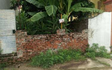 62.5 m2 residential land for sale in District Dong Anh