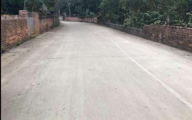 126.5 m2 residential land for sale in District Thach That