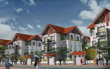 129 m2 land for sale in Thanh pho Bac Ninh