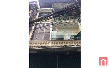 4 bedroom townhouse for sale in District Hoang Mai