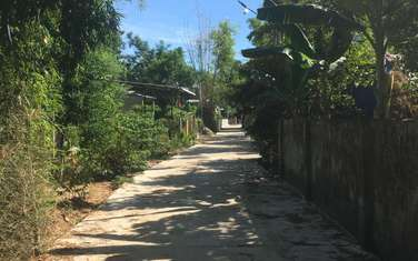 109 m2 land for sale in District Dien Ban