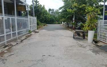 90 m2 residential land for sale in Thanh pho Long Xuyen