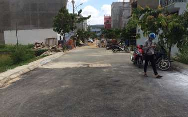 64 m2 residential land for sale in District Thu Duc