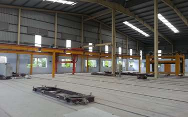 factory & warehouse for rent in District Binh Chanh