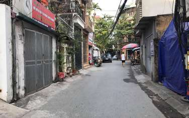 house for sale in District Thanh Xuan
