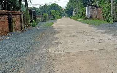 1884 m2 residential land for sale in District Quoc Oai