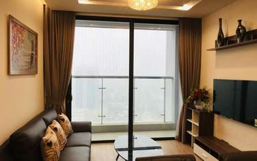 Apartment for rent in District Ba Dinh