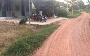 167 m2 residential land for sale in District Trang Bang