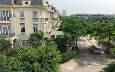 villa for rent in District Ha Dong