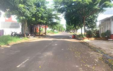 120 m2 residential land for sale in Thanh pho Buon Ma Thuot