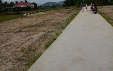 130 m2 residential land for rent in Thanh pho Nha Trang