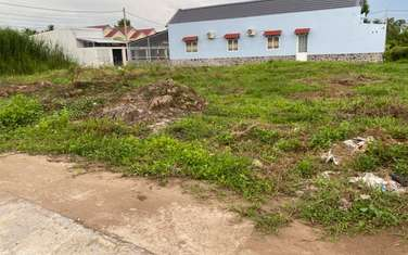 132 m2 residential land for sale in Ben Tre