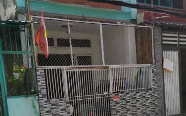 3 bedroom townhouse for rent in District Tan Phu