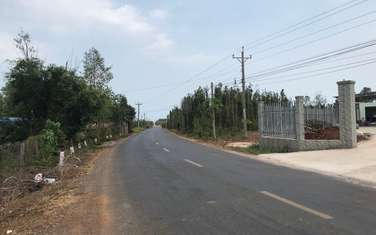 300 m2 residential land for sale in District Chau Duc