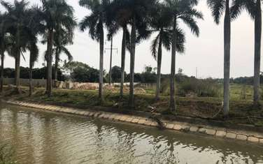 11000 m2 farm land for sale in District Dong Anh