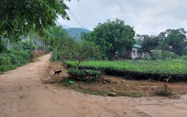 1800 m2 residential land for sale in District Ba Vi