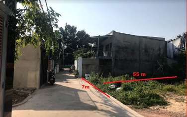 385 m2 farm land for rent in District Thu Duc