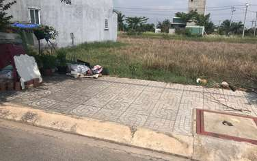 100 m2 residential land for sale in District Cu Chi