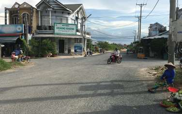 88 m2 residential land for sale in District Chau Thanh