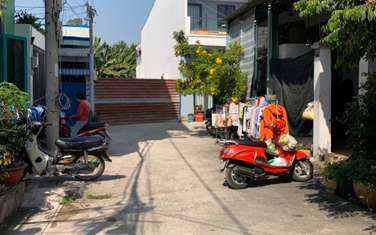 85 m2 residential land for sale in District Thu Duc