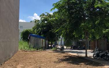 80 m2 residential land for sale in District 7