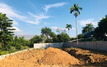 250 m2 residential land for sale in Thi Xa Son Tay