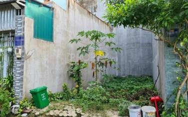 53.8 m2 residential land for sale in District Thu Duc