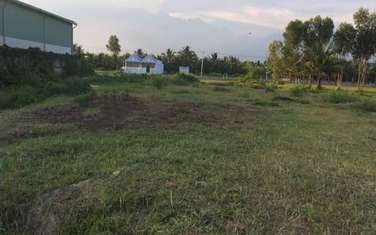 630 m2 residential land for sale in Tra Vinh